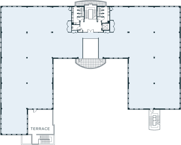 Floorplan of first floor
